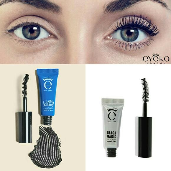 6772df25ec6 Eyeko Makeup | 2pcs Black Magic Lash Alert Mascara Bundle | Poshmark